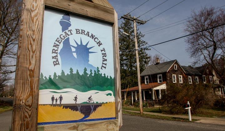 Barnegat Branch Trail Ocean County Park - Barnegat Township