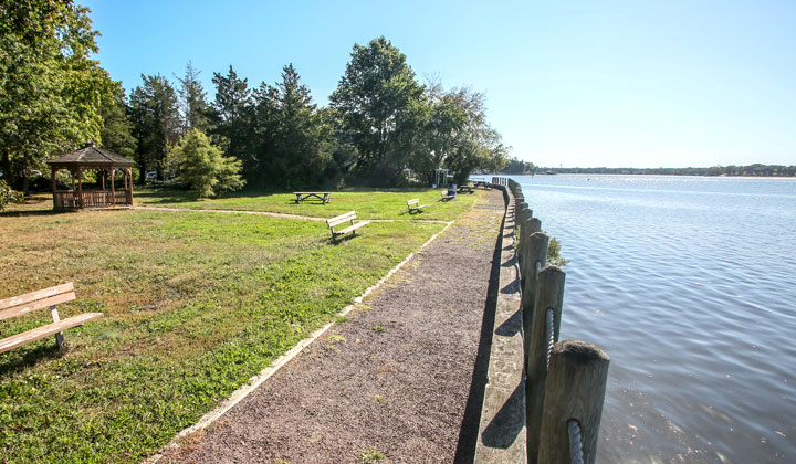 Riverfront Landing County Park - 3 Acres - Toms River Township